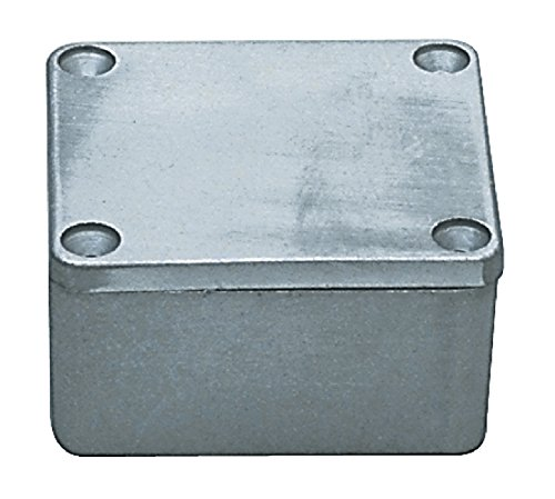 Eurosell Elektronische Gehäuse Box Anschlußdose Elektrik Alu Metall Anschluss Dose Vergleichen Elektrikgehäuse Aluminiumlegierung Alu 64 x 58 x 35 mm