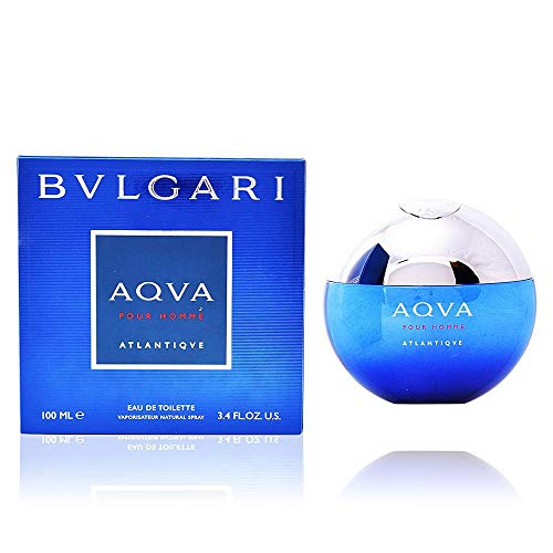 Bvlgari Aqva Pour Homme Atlantique Eau de Toilette Spray, 50ml