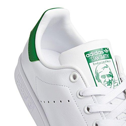 Adidas Originals Stan Smith M203, Baskets Unisexe - Adulto Blanc