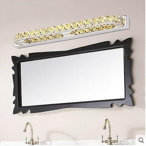 LYNDM 14W 560MM LED luce specchietto l bagno Faro lente