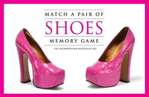 Match a Pair of Shoes Memory Game (Gift) (Memory Match-karten)