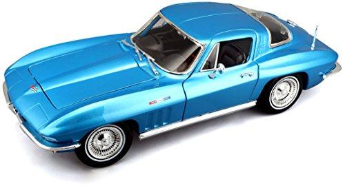 1:18 1965 Chevrolet Corvette Druckguss Muscle-Car Modell Maisto Spielzeugautos