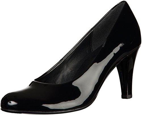 Gabor 35-210-77, Escarpins femme Noir laques