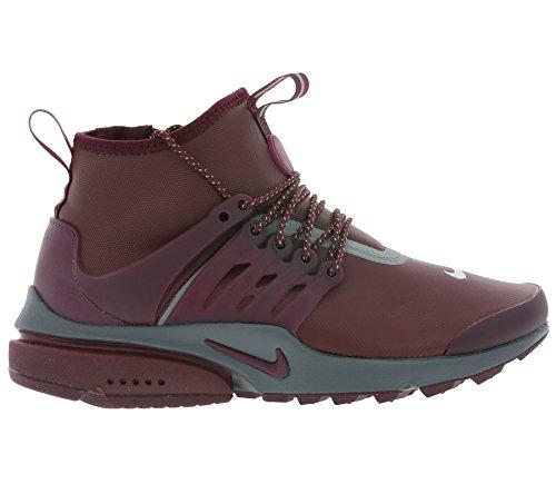 Nike 859527-600, Scarpe da Basket Donna Rosso
