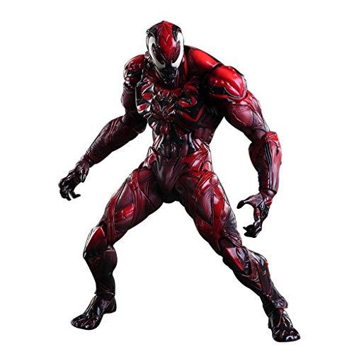 DS- Spielzeug Venom Cletus Kasady Carnage Spielkunst Kai Action-Figur, Marvel Premier Collection: Venom Resin Statue / 9 '' (Limitierte Farbversion) &&