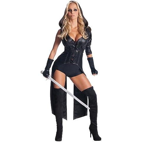 Rubbies - Disfraz de caballero para mujer, talla M (880109M)