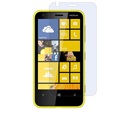 Heartly Antiglare Hot Matte Protective Screen Guard Scratch Protector For Nokia Lumia 620  available at amazon for Rs.179