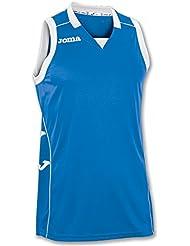 Joma 100049.300 - Camiseta de baloncesto, color naranja, talla 2XS