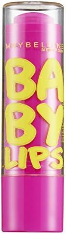 Maybelline New York Baby Lips Lip Balm - 4.4 g, Pink Punch 25