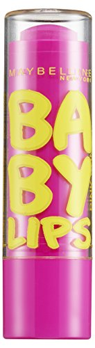 Maybelline Jade Baby Lips Balm, Pink Punch, 1er Pack (1 x 4 g) (1 4 Punch)