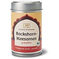 Classic Ayurveda - Bio Bockshornklee-Samen, gemahlen, 1er Pack (1 x 50g) - BIO preisvergleich bei billige-tabletten.eu
