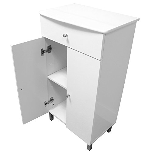Milano Freestanding Bathroom Cabinet By Showerdrape