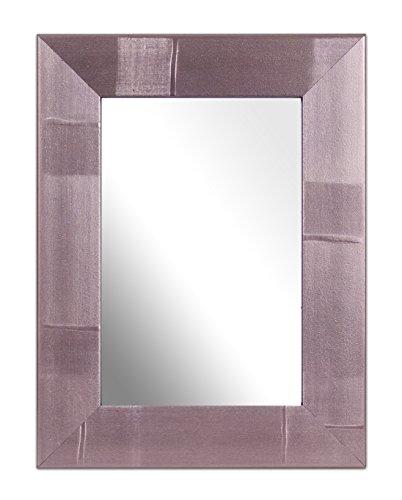 Inov8-6-x-1016-cm-Marco-para-espejo-tradicional-4-unidades-plateado