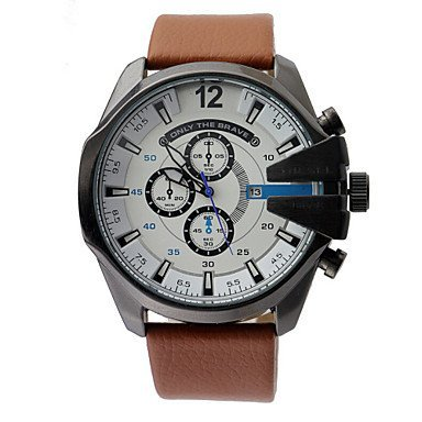 Herren-Sportuhr Dualzeit russische Militär Quarz-Uhren für Männer Casual relogio masculino reloj hombre