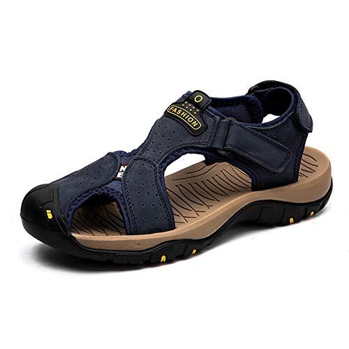 Rockport Leichte Sandalen (Männer im freien Sandalen Sneakers Haken Schleife geschlossen zehen atmungsaktive Hohle lässige Schuhe Sommer gehen sonnenwasser Schuhe)