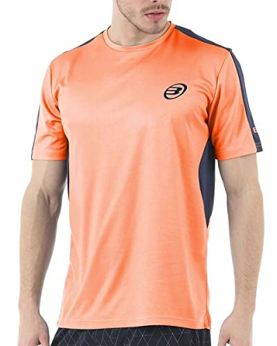 Bull padel Camiseta BULLPADEL IUNET Naranja Fluor