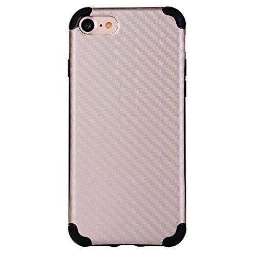 """iPhone 6sPlus Schutzhülle, CLTPY iPhone 6Plus [Ultra Hybrid] Luftpolster-Technologie Handytasche mit Weben Muster, [Kratzfeste] & [Stoßdämpfende] Gummi Cover für 5.5"""" Apple iPhone 6Plus/6sPlus (Nicht  Beige"""