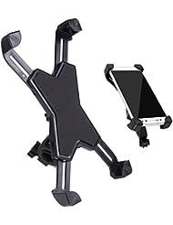 Vélo Mount Universal Mobile Phone Guidon De Support De Vélo Moto Vélo Berceau De Téléphone Pour Iphone 7 7plus 6 6 (+) 6S 6S Plus 5s 5 c Samsung Galaxy Note 6 5 4 S6 S5 S4 Htc Lg Gps