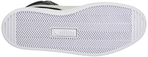 Puma Unisex-Erwachsene 1948 Mid L Hohe Sneaker Schwarz (Black-White)