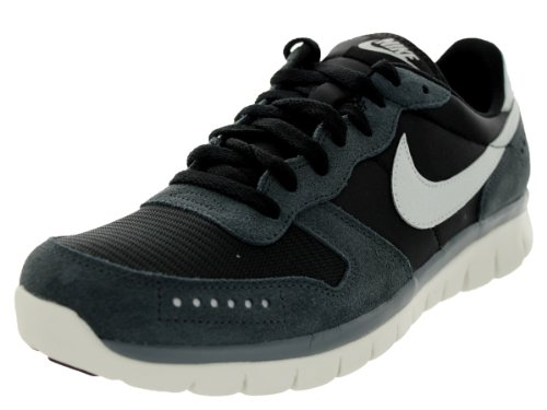 Nike Flex BRS Black Grey Mens Trainers Black Grey