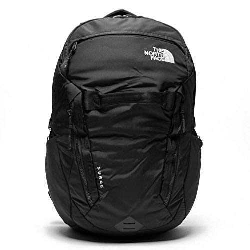 The North Face Surge Zaino, Uomo, Nero (Tnf Black), Taglia Unica