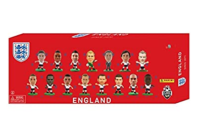 SoccerStarz 402933 England 2016 Edition 15 Player Team Pack