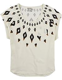 Burton Amazon T Donna Top Abbigliamento Bluse Shirt E it FwwZqnfx5