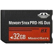 Ad alta velocità 32GB Memory Stick PRO Duo MS Card Storage Per Sony PSP 1000/2000/3000console (Psp 2000 Console)