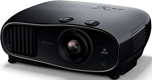 Bild 16: Epson EH-TW6100 3D Heimkino 3LCD-Projektor (Full HD 1080p, 2.300 Lumen Weiß & Farbhelligkeit, 40.000:1 Kontrast, 2x HDMI (1x MHL), inkl. 1x 3D Brille) schwarz