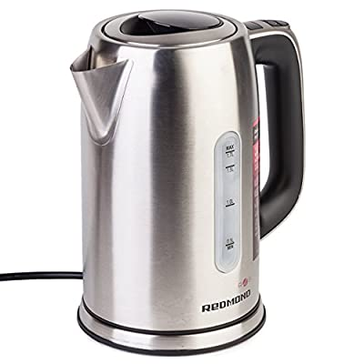 REDMOND RK-M171S Smart Electric Kettle SkyKettle | 1.7L, R4S, Smartphone Control Android, iOS