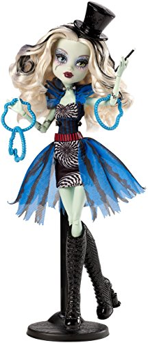 Monster Stein Frankie Aus High (Mattel Monster High CHX98 - Schaurig schöne Show, Frankie)