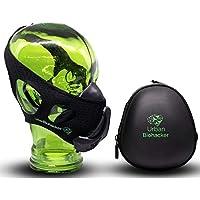 Preisvergleich für Urban Biohacker Premium 6-Level Trainingsmaske inkl. Tragebox - Sport Ausdauer Höhentraining - Training Mask Fitnessmaske Sportmaske Workoutmaske Widerstandsmaske