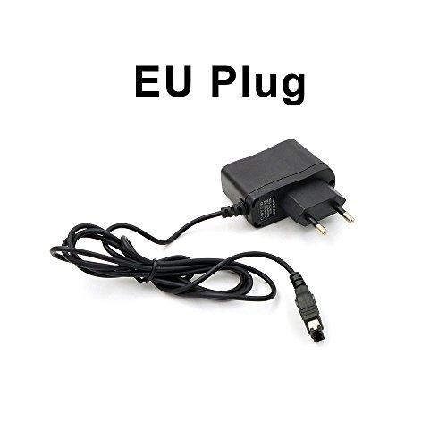 Childhood UE Cargador de adaptador de fuente de alimentación de CA para Gameboy Advance GBA SP DS cable de alimentación