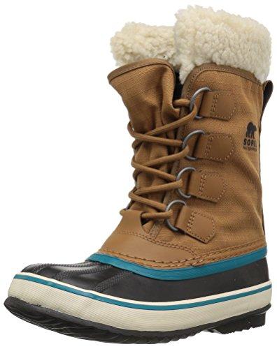 Sorel Damen Winter Carnival Stiefel, braun (camel brown), Größe: 38 1/2