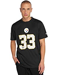 A NEW ERA Era Hombres Ropa Superior Camiseta NFL Team Supporters Pittsburgh  Steelers 086c82b41c9