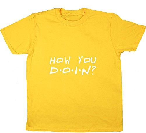 HippoWarehouse Mädchen T-Shirt Gr. 4 Jahre, gänseblümchen (Mädchen Hot U T-shirt 4)