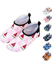 Zapatos de niño Zapatos de agua de natación Niños Zapatos de niños descalzo  Aqua calcetines para 2d385d6cfd7