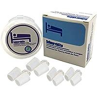 Preisvergleich für scarlet health | Nasendilatator »SchnarchSto« (4 Stück in 2 Größen mit Aufbewahrungsbox); leichtere Atmung bei...