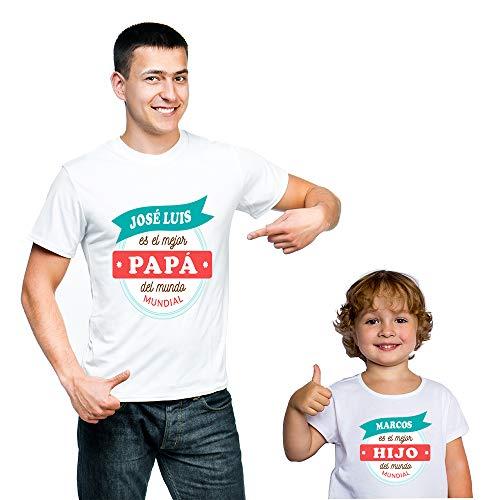 Calledelregalo Regalo Personalizado Padres Hijos: