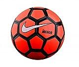 Nike MENOR Futsal schwarz/orange/rot Gr. 4