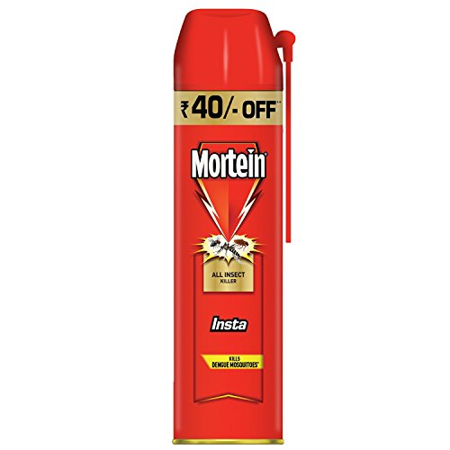 Mortein All Insect Killer - 600 ml (Rupees 40 off)