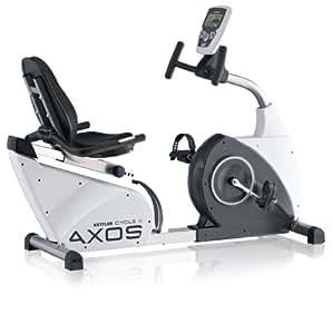 Kettler Heimtrainer Axos Cycle R, silber schwarz