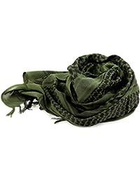 XUE Tactique  Écharpe  à R éseau Shemagh Keffieh Foulard Militaire Filet De  Camouflage 8b3c65d9654