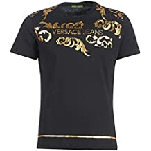 a68f80954e7c Versace Man T-Shirt Pull sans Manche Homme