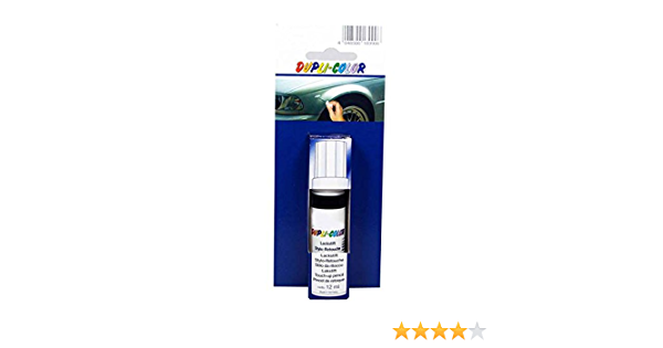 Dupli Color 747373 Lackstifte Uni Geblistert 12 Ml Sanitärlack Reinweiß Glanz 9010 Auto