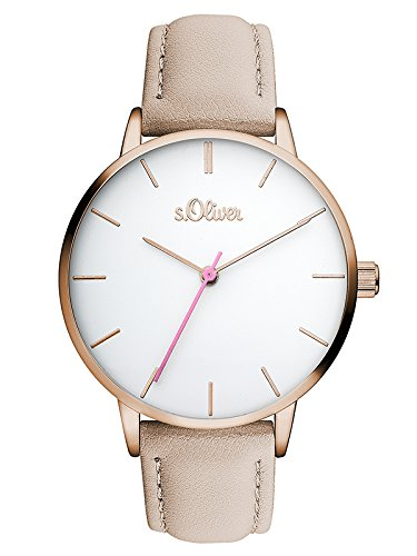 s.Oliver Women's Watch SO-3463-LQ