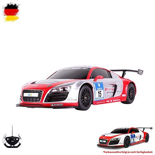Audi R8 LMS Racing Edition - Original de ferngesteuertes Licence Véhicule dans le modèle échelle : 1 : 18, Ready to Drive, voiture avec télécommande, NEUF