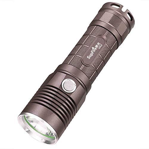 FTLY LED-Taschenlampe, die tägliches Lager mit LED-Hochleistungs-Aluminiumlegierung Dawn Dawn Adventure trägt