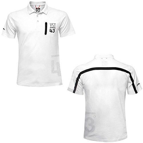 Polo - Manakin White