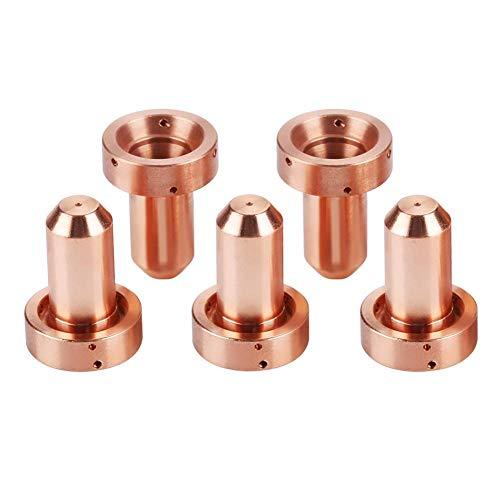 5 Stücke 9-8209 50A Plasmabrenner Düsenspitzen für Thermal Dynamics SL60 / 100 (Plasmaschneider Thermal Dynamics)